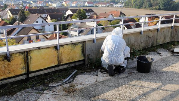 Asbestos Removal in Wednesbury | All Clear Services Ltd